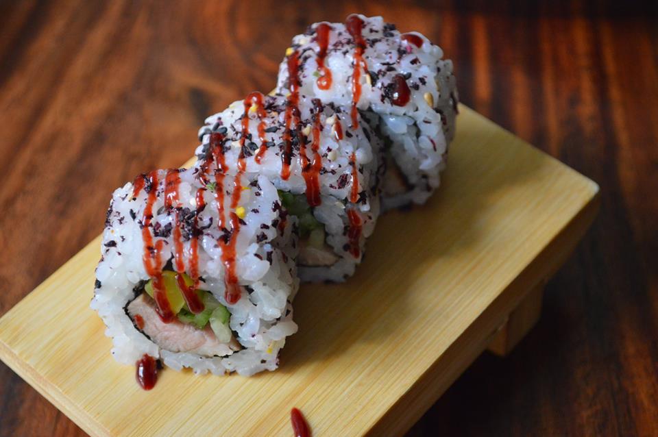 Ontdek het Akihito menu